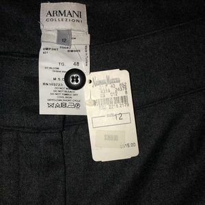 Armani collection new never use